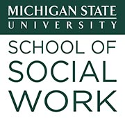 MSU School of Social Work logo