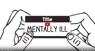 Cover image for link to Video for those labeled Mental Ill